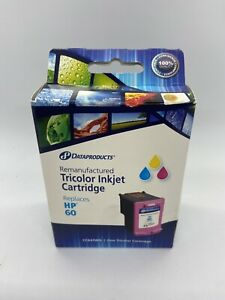 DATAPRODUCTS Remanufactured TRICOLOR INKJET CARTRIDGE REPLACES HP 60 NIB