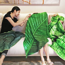 Bayberry leaves stimulation sofa throws designer baby blanket tableclothes rugs