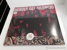 HEROES DEL SILENCIO-  2 LP LIVE STOCKHOLM - LP BLANCOS EDICION LIMITADA