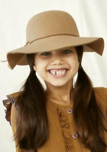 Matilda Jane Just Imagine Dawson Girls Felt Hat Size M Medium NWT