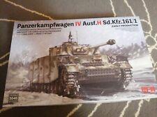 Rye Field - Pz.Kpfw.IV Ausf.H Sd.Kfz.161/1 - Early  - 1/35 Model Kit - 5046