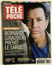 ►TELE POCHE 2320/2010 - BERNARD GIRAUDEAU - PATRICK MAC GOOHAN - 2 BE 3