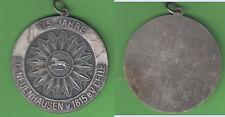 Celle Schützencorps Neuenhäusen Medaille unedel ca. 50 mm ca. 31,23 g gebraucht