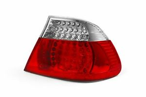 BMW 3 Series E46 03-06 2 Door LED Rear Outer Tail Light Driver Off Side Right