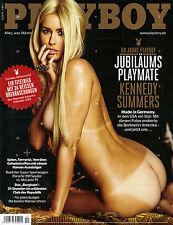 Playboy Dezember/12/2014  KENNEDY SUMMERS mit Adventskalender im Abo-Cover!*