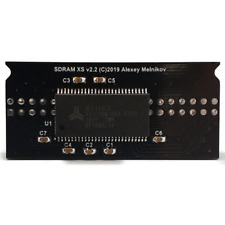 MiSTer FPGA XS v2.2 Ram Board SDRAM Memory 32MB Addon Board DE10-Nano