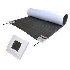 HoWaTech Lux 520 Elektrische Fußbodenheizung | Set Heizfolie und Regler Digital
