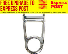 "Borgeson Borgeson 3"" Polished Billet Aluminium Column Drop - Open Fits 1-3/4"" Di"