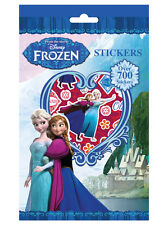 Disney Frozen Characters Set of 700 Stickers 9 Sheets Anna Elsa Olaf