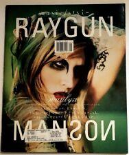 Ray Gun Magazine #52 Dec/Jan 1998 Marilyn Manson John Doe The Verve Sam Perkins