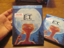E.T. the Extra-Terrestrial Blu-ray,DVD,Digital HD 2-Disc Set STEELBOOK TARGET