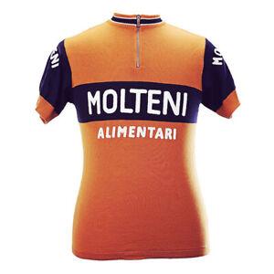 Magliamo's Molteni Team 1974 Short Sleeve Jersey