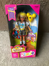 1993 DISNEY EXCLUSIVE MICKEY'S TOON TOWN STACIE BARBIE DOLL MATTEL 11587 NRFB