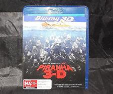Piranha 3-D - Blu-ray - Region All
