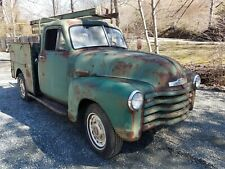1950 Chevy 3100 Utility Service Truck