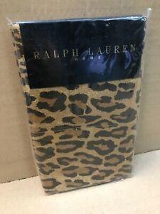 Ralph Lauren Home Bedding Pillowcase 50cm x 75cm Leopard Print