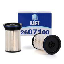 2x UFI Kraftstofffilter Dieselfilter CHEVROLET CAPTIVA 2.2 D OPEL ANTARA 2.2CDTi