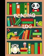 Reading Log : Gifts for Young Book Lovers / Reading Journal [ Softback * Larg...