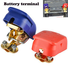 1 Pair 12V  Car Caravan Quick Release Battery Terminals Clamps Connectors