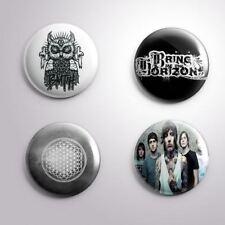 4 BRING ME THE HORIZON - Pinbacks Badge Button Pin 25mm 1''