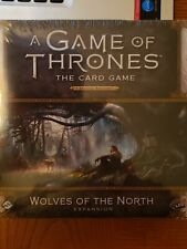 Wolves of the North, Deluxe Expansion, A Game of Thrones: LCG 2nd Edition