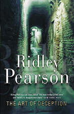 The Art of Deception, Pearson, Ridley, 0752856898, Very Good Book