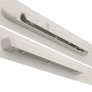 Titon Trickle Night Vent Window Vent UPVC Timber S13 1700EA 267mm Long 2000mm²