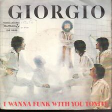 5579  GIORGIO  I WANNA FUNK WITH YOU TONITE