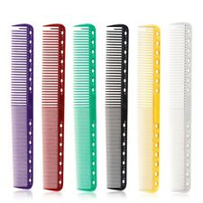 Cutting Hair Professional Salon Comb Hairdressing Barber Flat Combs Hair Brushes