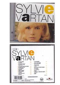 "SYLVIE VARTAN - CD boitier cristal ""enregistrements originaux remasterisés"" 2002"