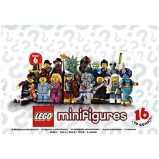LEGO Figurine Minifigure 8827 Série 6