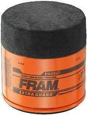 PH4967 Extra Guard Passenger Car Spin-On Oil Filter 95% Dirt Trapping Efficiency