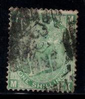 Großbritannien 1867 Mi. 33 Gestempelt 40% Queen Elizabeth, 1 sh
