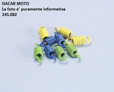 245.082 SET MOLLE FRIZIONE POLINI YAMAHA  TEO S 125 Carburatore  - XC 300