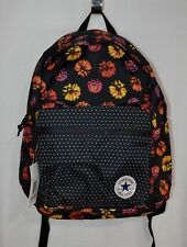Converse Poly Chuck Plus 1.0 Black Floral Multi Women s Backpack -  10004840-970 10898e8f53