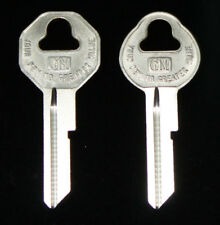 Chevrolet Biscayne Corvette Impala B10 B11 KEY BLANKS ALL GM 1936-1966