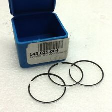 Polini segmento fascia elastica pistone d.36x1 minimoto  143.025.004