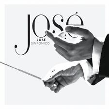 Jose Jose 2 CD's NEW Sinfonico *NUEVO* 889854459321  NOW SHIPPING !