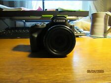 Canon PowerShot SX530 HS Digital Camera ++BROKEN - NONFUNCTIONAL  FLASH++
