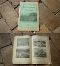 1942 NEW CALEDONIA PACIFIC ISLAND PICTORIAL BOOKLET FOR AMERICAN TOURS