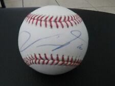 Victor Robles Autographed Baseball