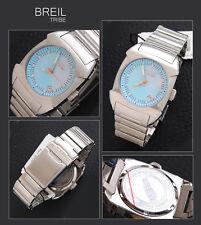 Luxury Women's Watch BREIL -Tribe TW0350 designer-gehäuse Face Blue Pearl