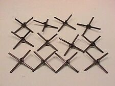 BMC Set of 12 Plastic Army Defensive D-Day Beach Belgian Gates NEW In Bag!