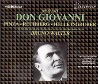Mozart: Don Giovanni / Walter, Bremssattel, Rethberg, Salzburg 2.8.1937 - CD