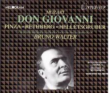 Mozart: Don Giovanni / Walter, Pinza, Rethberg, Salisburgo 2.8.1937 - CD
