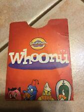 Whoonu Cranium Game Replacement Secret Card Holder