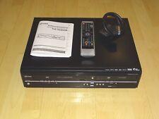 Funai t5a-a8482db DVD -/VHS/HDD-grabador, 250gb, incl. fb&bda, 2j. garantía