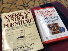 Antique Collector Furniture Price Guide Book Lot