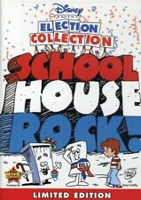Schoolhouse Rock: The Election Collection [New DVD] Full Frame, O-Card