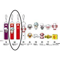 *B3033-2 Bandai Putit Eva Evangelion Strap & Pins Figure Japan Anime Kaworu